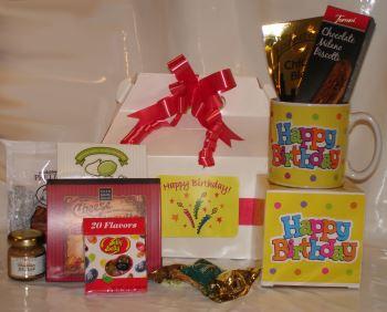 Birthday Surprise Gift Box Beyond Baskets